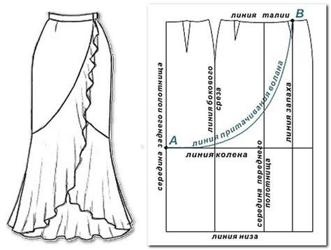 pattern drafting illustrator las 25 mejores ideas sobre falda con volantes en pinterest