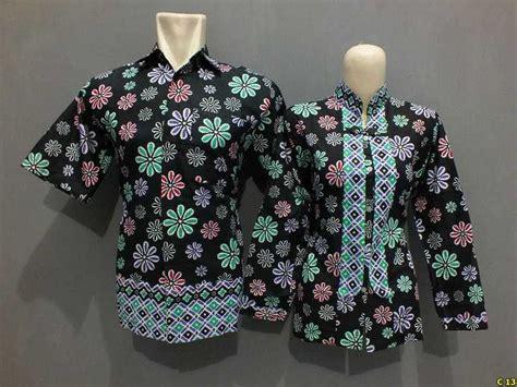 Seragam Batik Aneka Sarimbit Dress Batik Kantor Kemeja Batik Dress