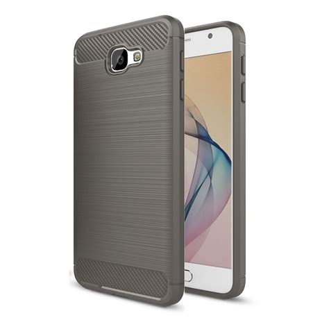 Samsung J7 Prime On7 2016 5 5 Inchi Armor Bumper Cover Luxury Panel for samsung galaxy j7 prime on7 2016 g610 brushed