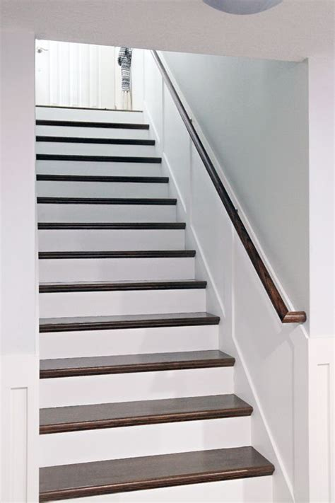 banisters and handrails installation best 25 stair handrail ideas on pinterest