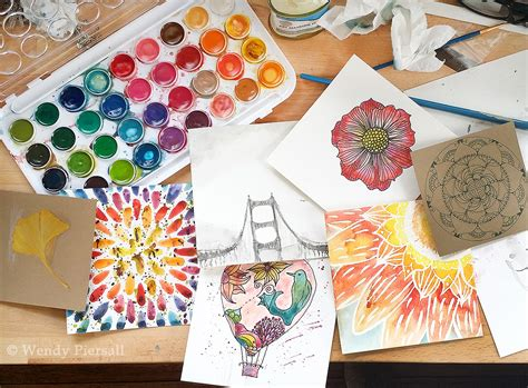 art projects profound life lessons learned from making art for 15