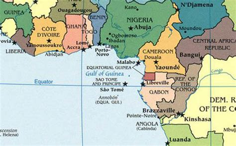 africa map gulf of guinea piracy in the gulf of guinea quot exercise the utmost