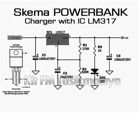 cara membuat power bank sederhana cara membuat powerbank lengkap dengan skema