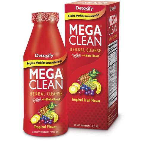 Pureflush Brand Detox Drink by Mega Clean Smoke Zone Fl