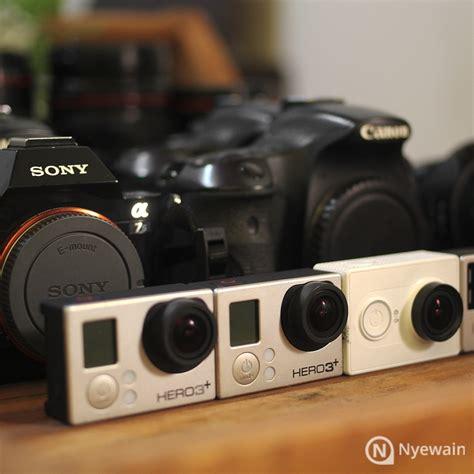 Kamera Gopro Xiaomi Di Jogja sewa kamera lensa gopro jogja nyewain