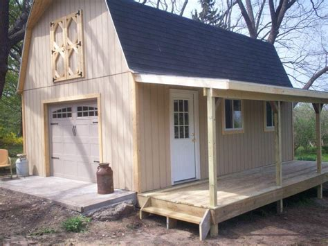 Shed With Loft And Porch by Screened In Porch Pictures And Photos Studio Design