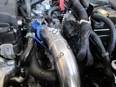 chevy cruze turbo intercooler front mount intercooler piping kit for 2010 chevrolet