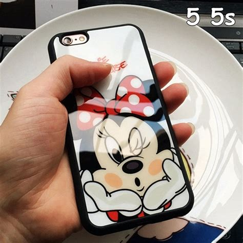 Iphone 5s Wink jual promo for iphone 5 5s se soft minnie wink