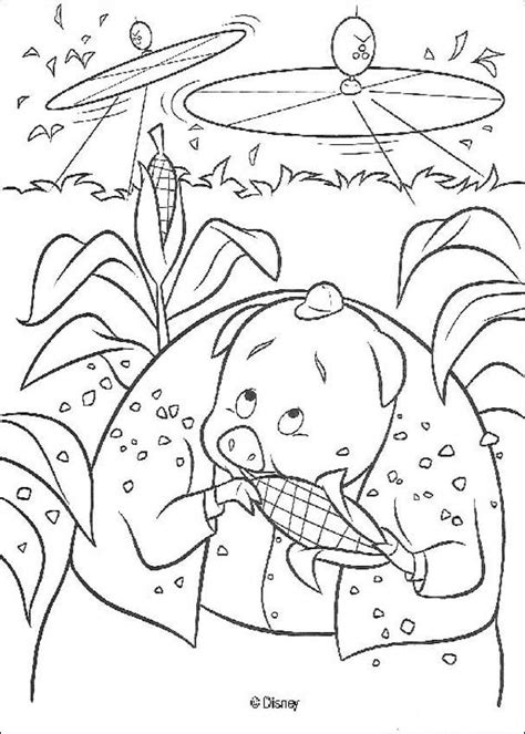 chicken little coloring pages 71 free disney printables for kids chicken little 42 coloring pages hellokids com