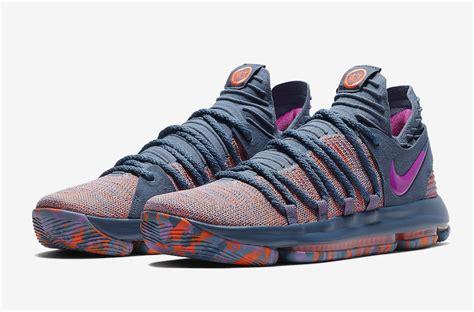 Sepatu Nike Air Zoom Kd X 10 nike kd 10 all 897817 400 release date sneaker bar detroit