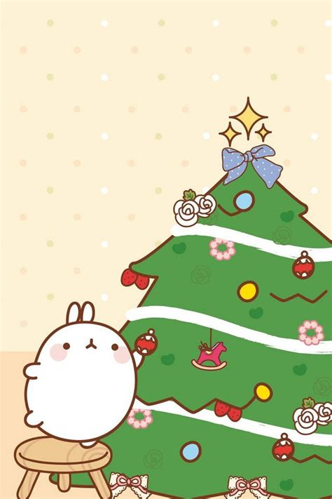 kawaii christmas screensaver festival collections