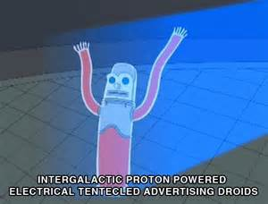 Intergalactic Proton Powered Electrical Tentacled Advertising Droids 17 Best Images About Family On Disney