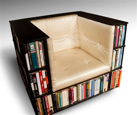 Bookshelf Chair library chair luxury club chair bookcase chair made to