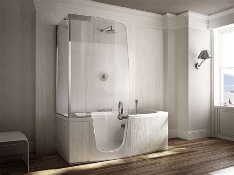 doccia con vasca da bagno salvaspazio la vasca con doccia cose di casa