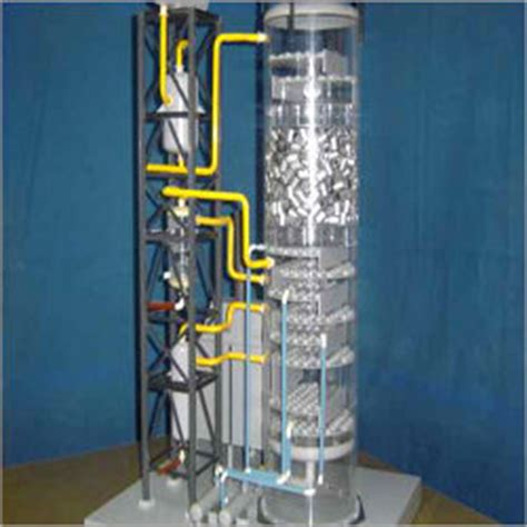 glass in fractionating column process equipments industrial reboilers manufacturer