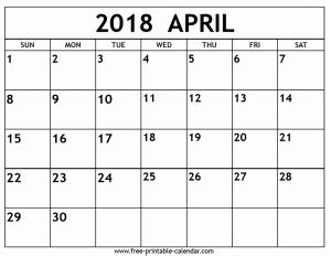 printable calendar 2018 waterproof april 2018 printable calendar waterproof calendar yearly