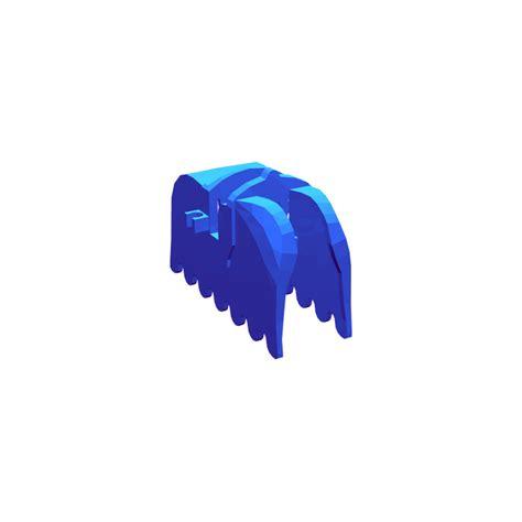 lego royal blue animal barding 2490 brick owl