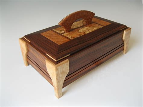 handmade wooden jewelry boxes are the unique