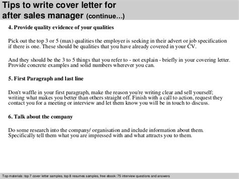 Ask A Manager Cover Letter Before And After after sales manager cover letter