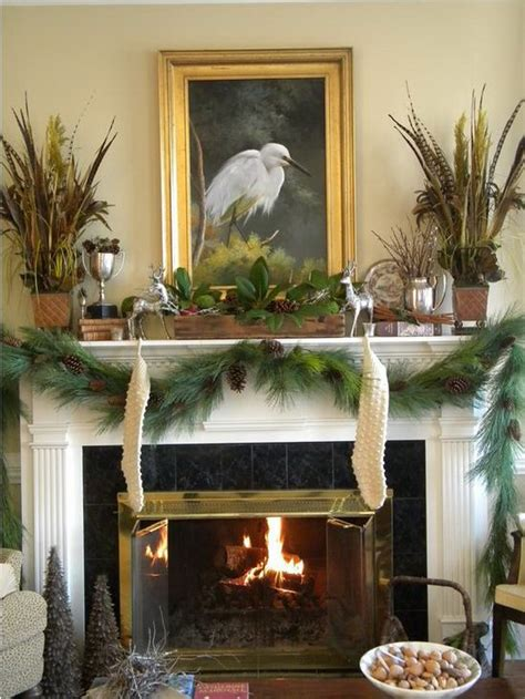 fireplace mantel christmas decoration ideas for fireplace ideas for home decor