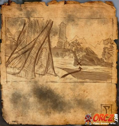 deshaan treasure map eso deshaan treasure map vi orcz the wiki