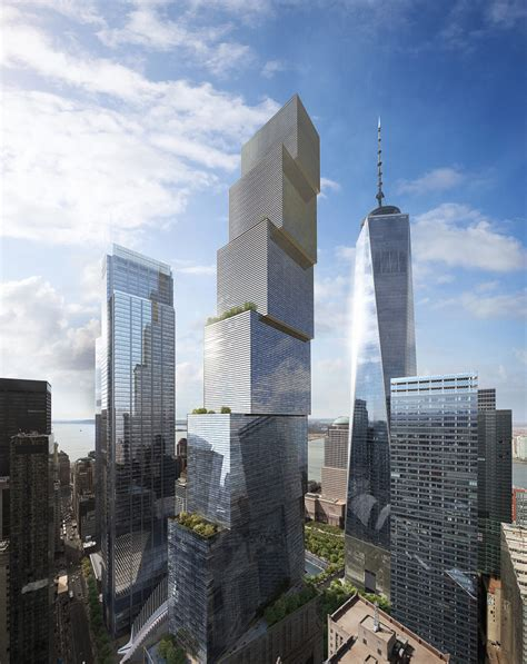 zero one design center revealed the inside story of the last wtc tower s design