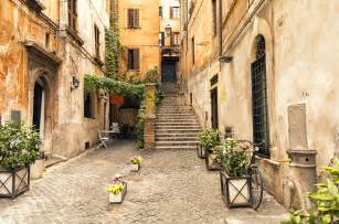 Tuscan Style House The Secrets Of Rome S Trastevere Neighborhood Italy4real