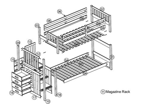 bunk bed with stairs plans there are many free bunk bed plans available out there several things