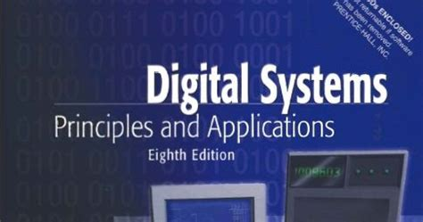 systems of systems engineering principles and applications books digital systems principles and applications by ronal j