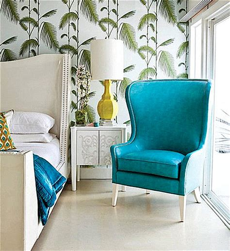 Great Colors For Bedrooms - make a splash with tropical interior design