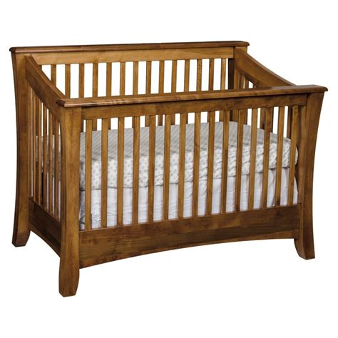 Solid Back Panel Convertible Cribs Solid Back Panel Convertible Cribs Solid Back Panel Convertible Cribs Usa Made Baby Nursery
