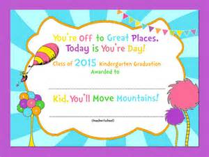 preschool certificate templates 9 graduation certificate templates sles exles