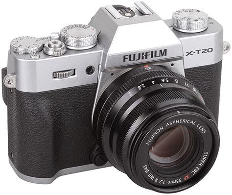 best fuji cameras fujifilm x t20 mirrorless review shutterbug