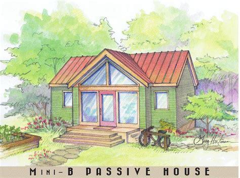 Backyard Bungalow Mini Bungalow Passive House Passivehouseprojects Us
