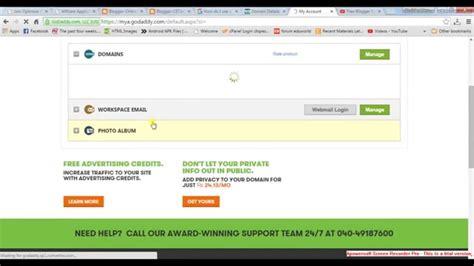 host website  google blog blogger ftp hosting host