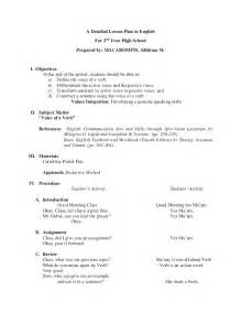 a detailed lesson plan in english by alkhima macarompis