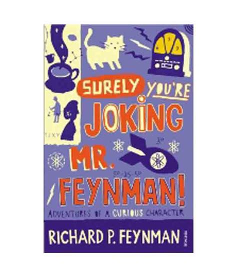 Surely There Was A Typo by Surely You Re Joking Mr Feynmann Paperback 1992