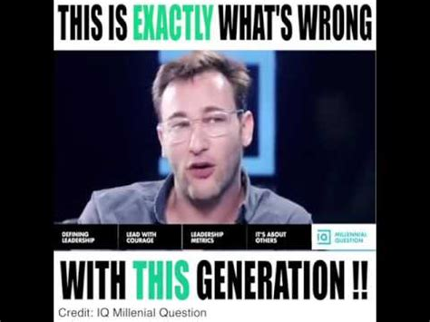 Generation Memes - guy nails it on millennials antz in pantz