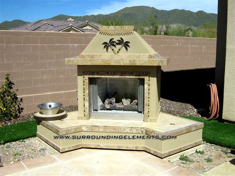 char broil gas outdoor fireplace fireplaces