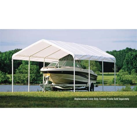 12x20 Canopy Shelter Logic 10049 Canopy Replacement Cover 12x20 2 Inch