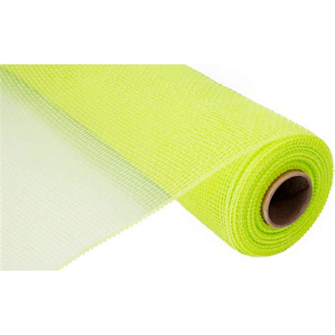 Poly Apple 21 quot poly deco mesh apple green re100256 craftoutlet