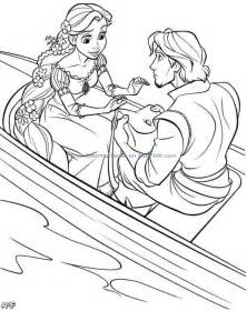Disney Princess Rapunzel And Flynn Coloring Pages 2015 2016  Fashion sketch template