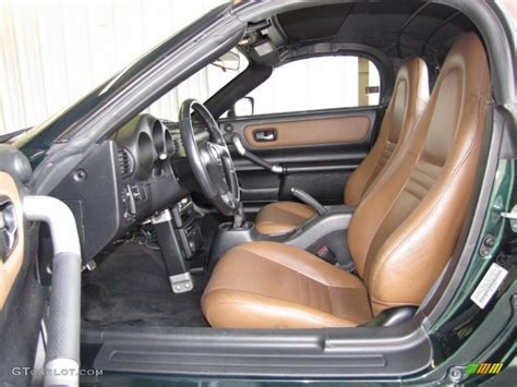 Mr2 Spyder Interior by Interior 2001 Toyota Mr2 Spyder Roadster Photo