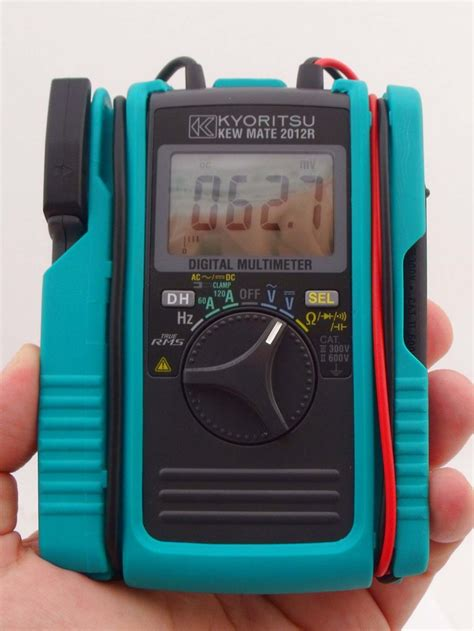 Jual Multitester Digital Kyoritsu kyoritsu kew mate 2012r digital multimeter