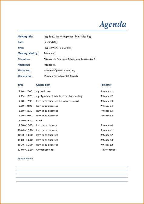 html agenda template 5 agenda templates divorce document