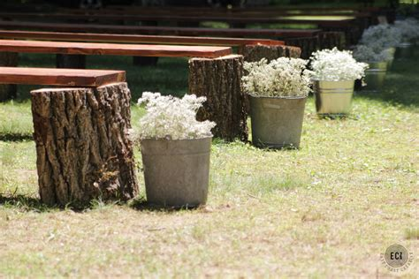 wedding bench diy wedding seating rustic log benches ec2blog
