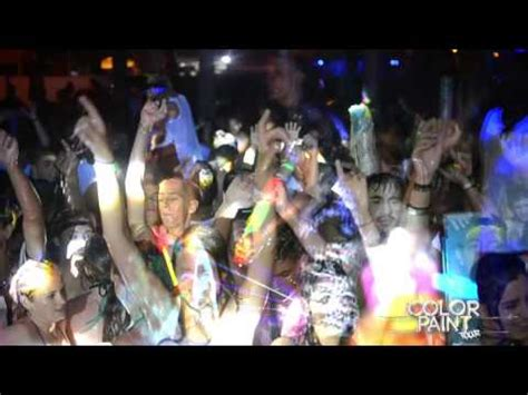 glow in the paint cyprus color paint tour larnaca cyprus 26 06 2015 official