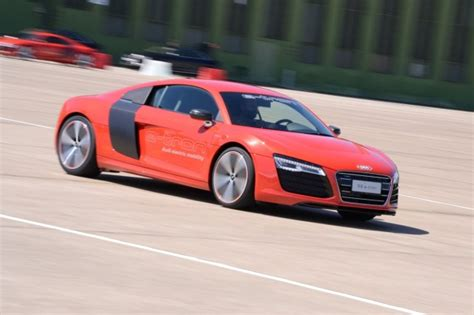 Audi Tempelhof by Audi In Hybrid Range To Include R8 Supercar