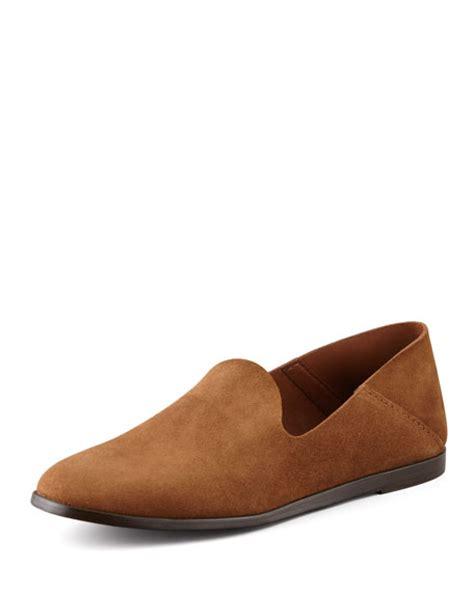 Pedro Slip On Loafer pedro garcia yoshi suede slip on loafer brown