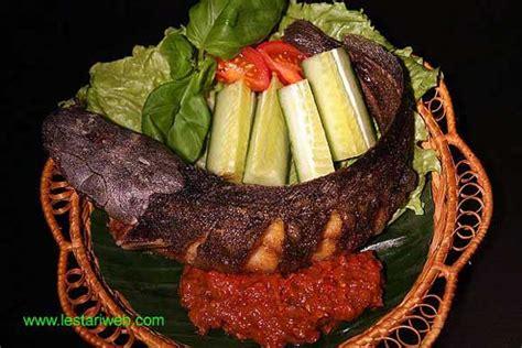 kumpulan resep asli indonesia pecel lele